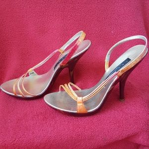 Laundry stiletto heels